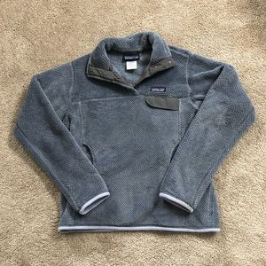 Patagonia snap-t pullover